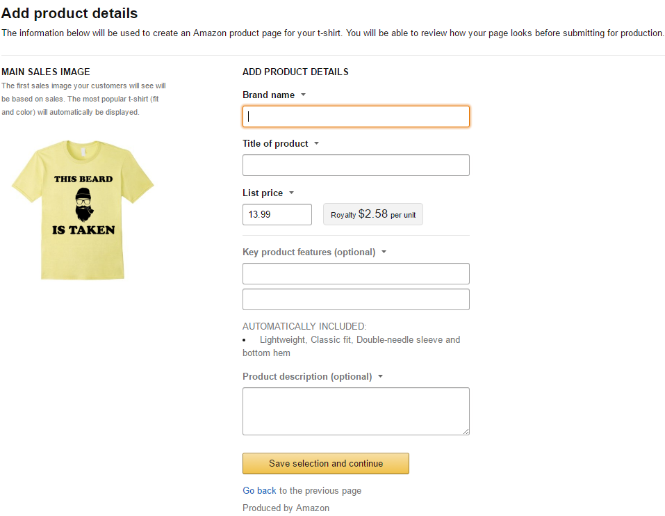 How To Write A Successful Letter For Merch By Amazon Sample Accepted Success Messages By Younes Elamraouiyine Medium