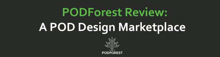 PODforest header