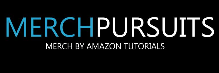 Merch by Amazon Video Tutorials